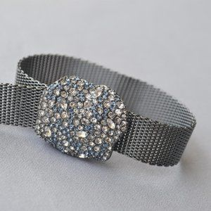 Alexis Bittar Tassel flash diamond bracelet